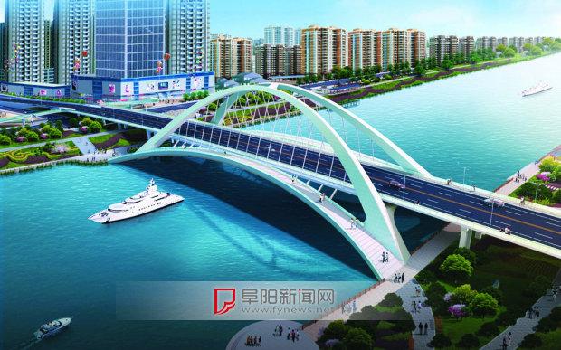 解放北路泉河桥设计图